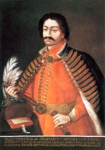 Balassi Bálint portréja