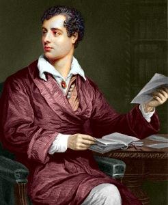 Byron, George Gordon Noel, Lord of Newstead