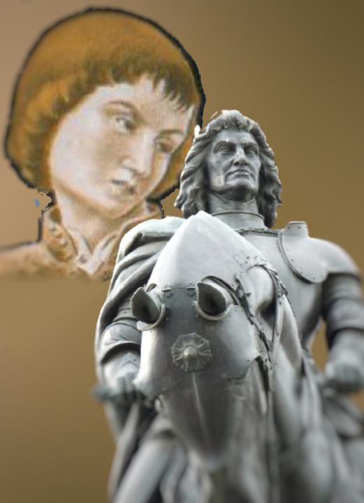 Janus Pannonius és Mátyás király
