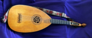 lant-gitár