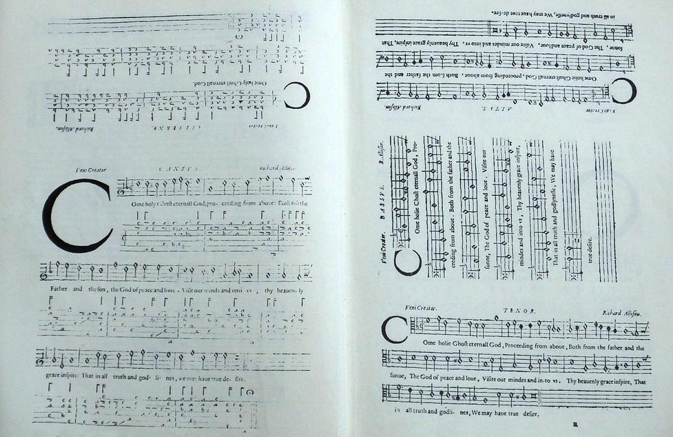 Richard Allison: Come Holy Ghost - kotta