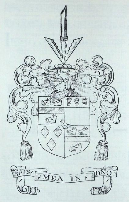Richard Allison nemesi-címere