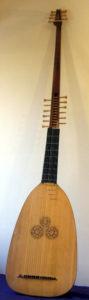 Teorba (Chitarrone)