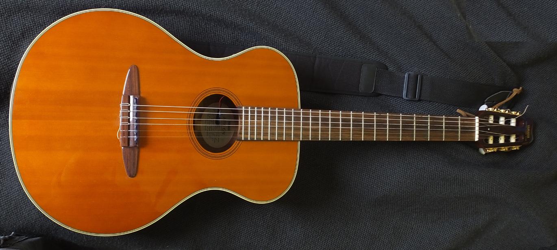 electric classic guitar - Yamaha