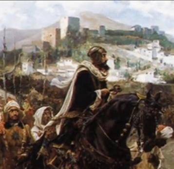 Föl-le jár a mór király - Paseábase el rey moro